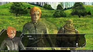 Xenia Xbox 360 Emulator - Culdcept Saga Ingame!