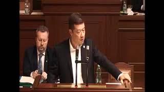 Tomio Okamura: Konec nezákonných migrantů do ČR