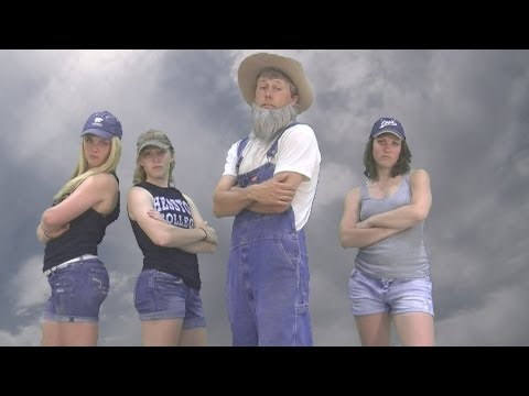Farmer's Daughter PSY - Gentleman Parody