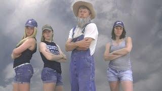 Farmer's Daughter PSY - Gentleman Parody