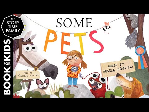 some-pets- -a-fun-story-about-animals