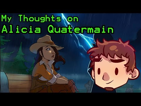 My Thoughts on Alicia Quatermain: Secrets of the Lost Treasures  