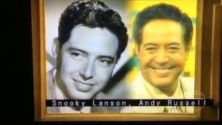 Family Feud Andy Russell Your Hit Parade vs. Leave it to Beaver & Brady Bunch 1983 YouTube Videos