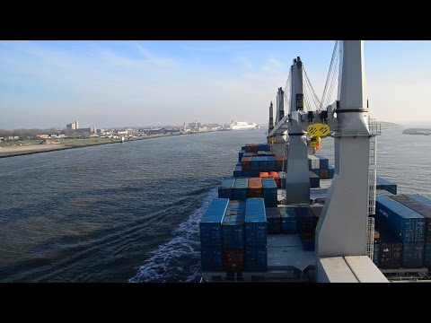 Freighter travel: a cargo trip from Cape Town to Rotterdam