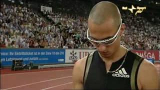 Meeting of Zurich 2008 :  400 mt. men