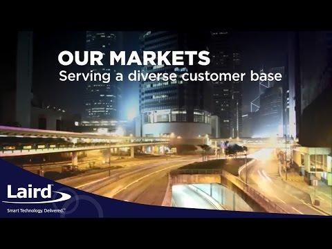 Markets we serve