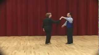 Bronze Slow Foxtrot - Three Step Ballroom Dance Lesson