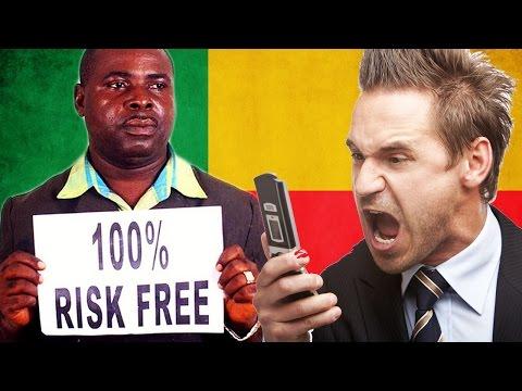 Nigerian Scammer Prank Call