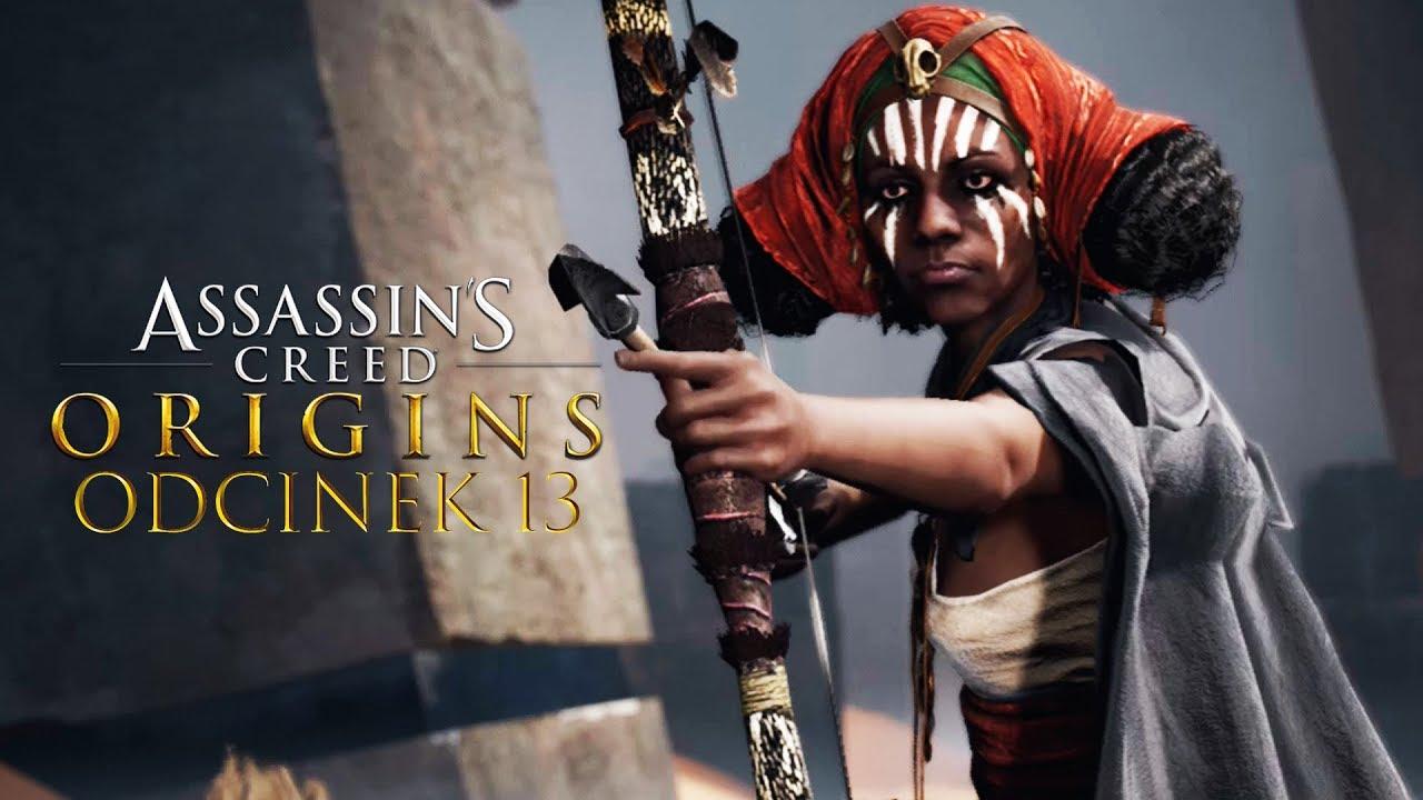Zagrajmy w Assassin's Creed Origins #13 – WALKA Z HIENĄ! – PC