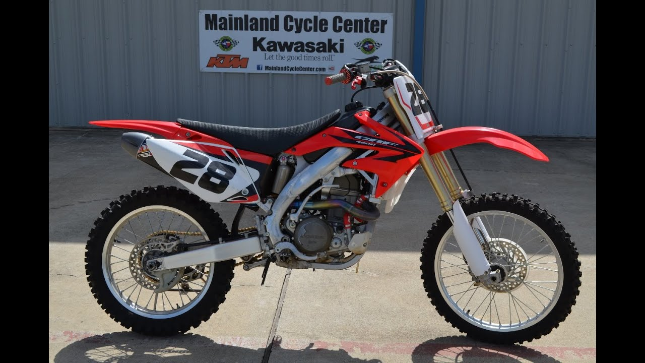 2006 Honda Crf450r Sold Youtube