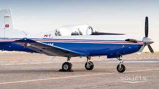 AIRPLANE FOR SALE: Pilatus PC-7 By Soljets