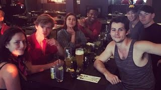 Video First Pic of Dylan O'Brien & The Death Cure Cast Back Together As Filming Resumes download MP3, 3GP, MP4, WEBM, AVI, FLV Oktober 2017