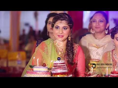 Wedding Highlights Azib Iqra Mehndi Cinematic Highlights