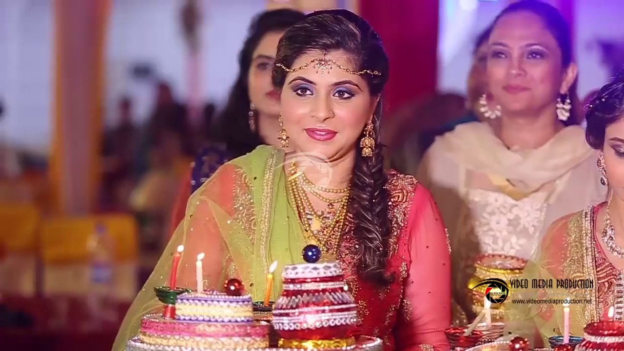 Wedding Highlights Azib Iqra Mehndi Cinematic Highlights