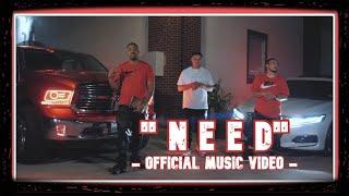 "Christian Rap | Gospel Ready - ""Need"" feat. Marco | Christian Hip Hop Music Video"