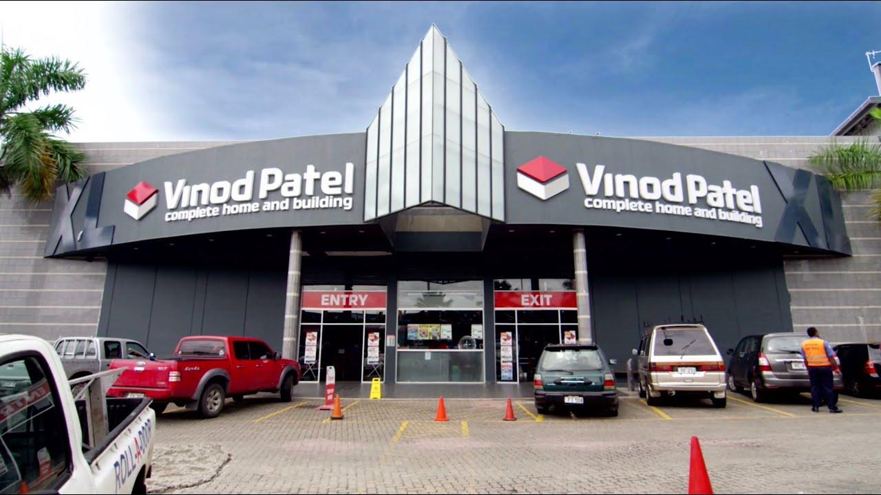 Vinod Patel Centerpoint XL Store Fiji - YouTube