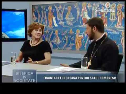 RNDR la Trinitas TV - Emisiunea Biserica în Societate