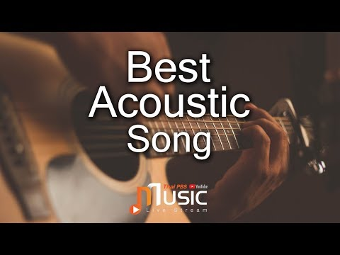 รวมเพลง Best  Acoustic  Song - Thai PBS Music Live Stream