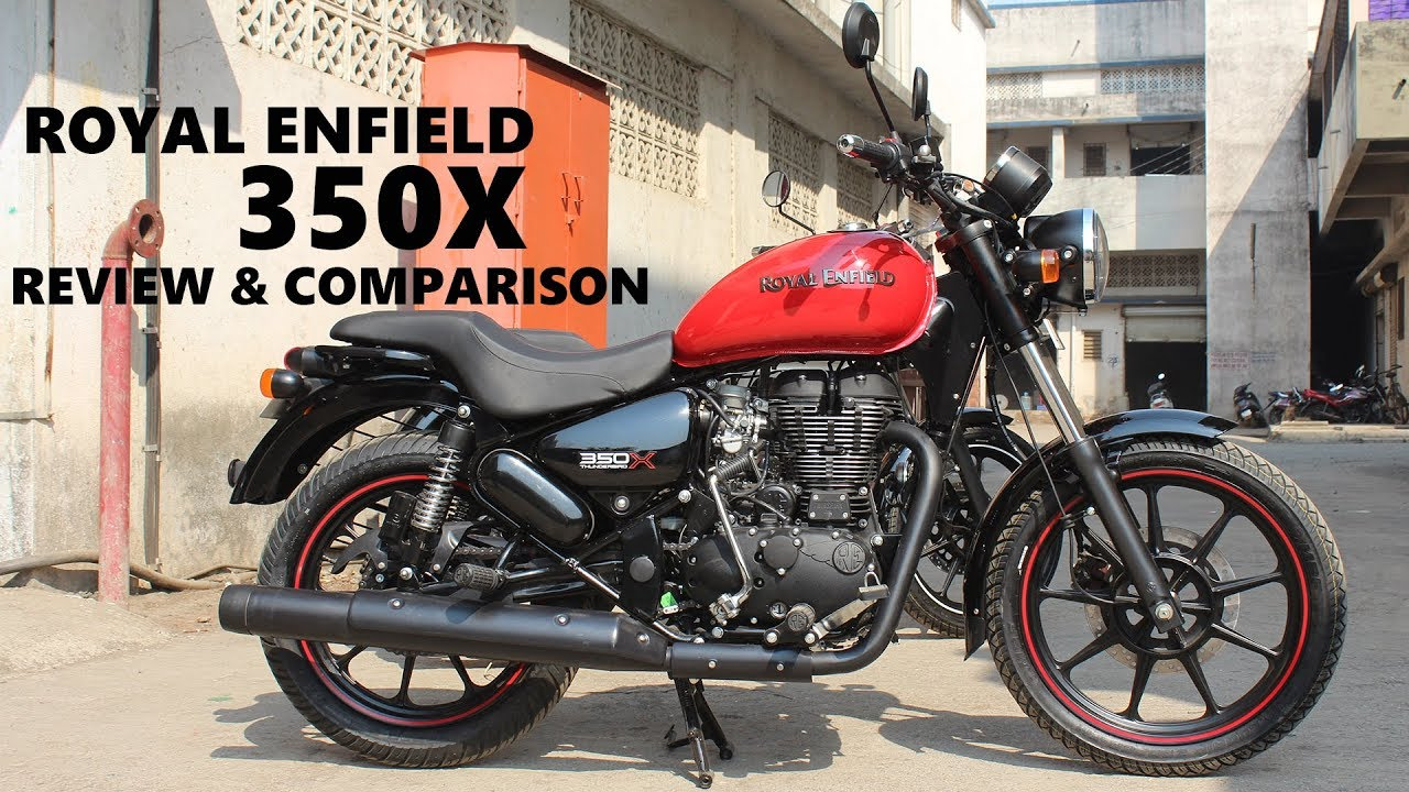 Royal Enfield Thunderbird 350x Review Comparison With Standard