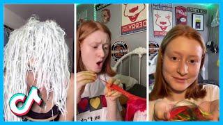 Tik Tok Hair Color Dyeing September 2020 | Hot Trend Transformation TikTok