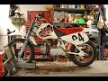 How-To: Clean Motorcycle Carburetor Honda XR70R (Sample)