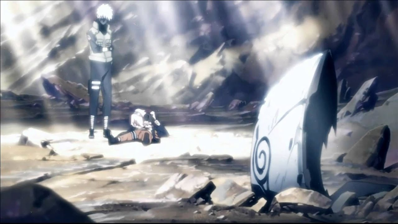 Naruto's Funeral † Rest In Peace †
