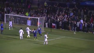 NCAA Tournament Quarterfinal Akron Zips Mens Soccer Vs Creighton Highlights