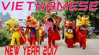 Vietnamese New Year 2017 - Vietnamese Tet (Lunar New Year) Holiday
