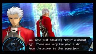 Fate/Extra Archer Summoning