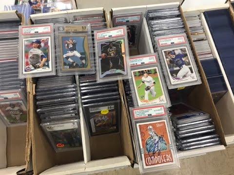 Pre-1980 $1 $5 Bargin Bin Baseball Card Finds at the 2017 shows