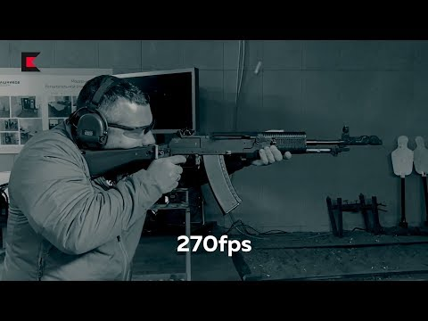 Two bullets in one hole: can Nikonov AN-94 do that? Gun Myths. Part 5