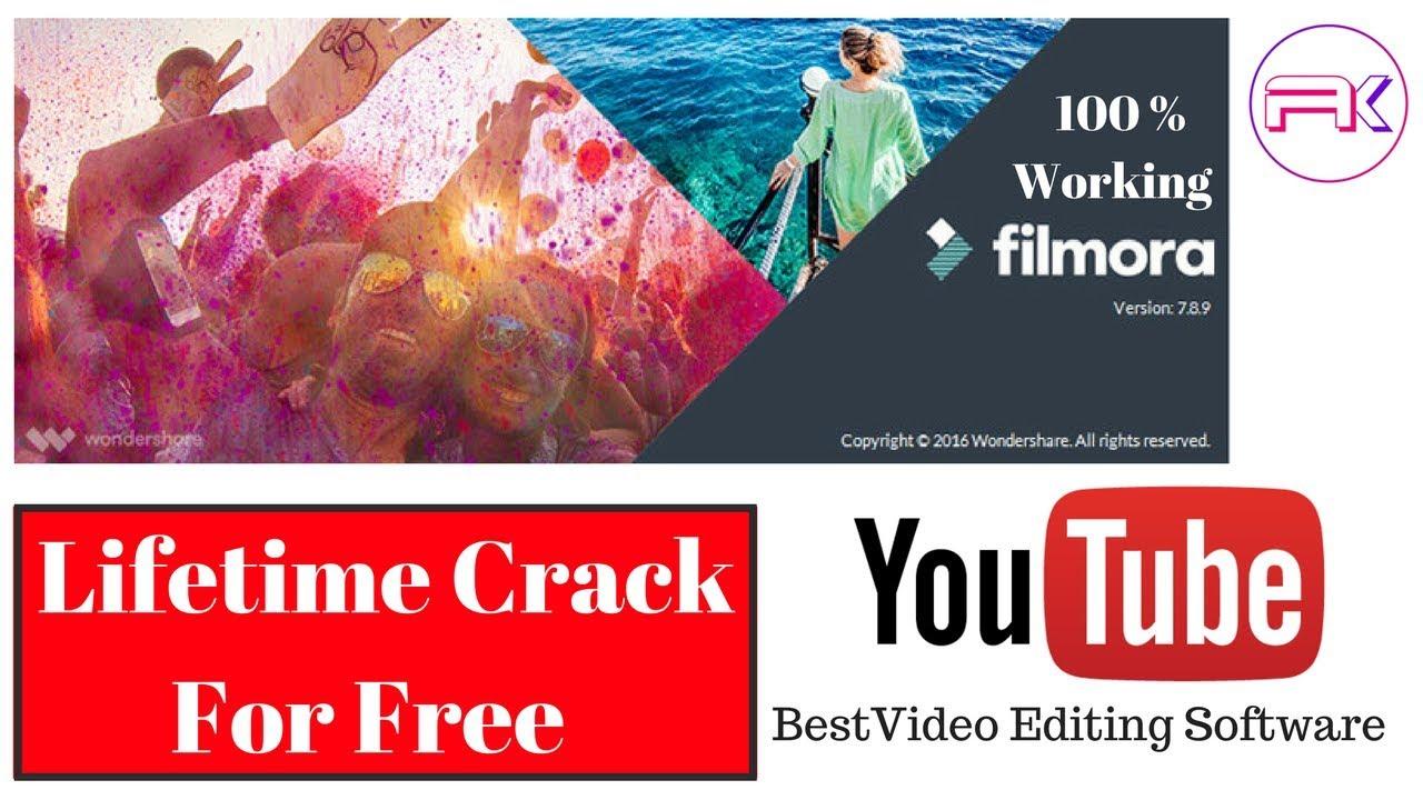 crack wondershare filmora 8.4