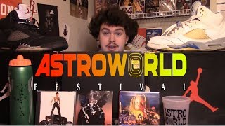 5 Tips If You're Going To Astroworld Festival 2019