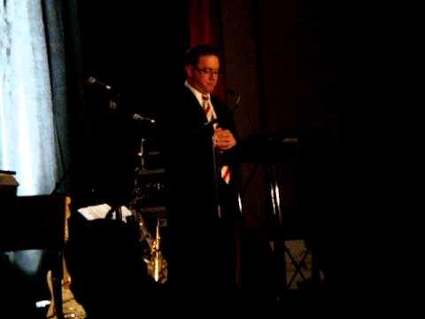 Matt Johnson at Diabetes Fund Raiser in Kansas City (2 of 2)