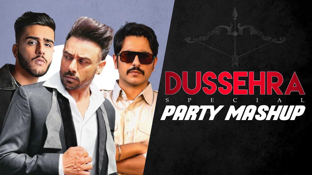 Dussehra Party Special | Jass Bajwa | Kunwarr | Shakur Da Brar | Bhinda Aujla | Latest Mashup 2021