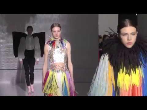 0f05b1814147c Défilé Givenchy haute couture printemps-été 2019. Madame Figaro