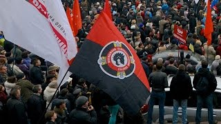 Far Right Nationalists Rising Across Europe