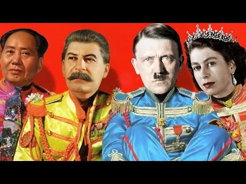 Hitler, Stalin, Mao, The Rothschilds & British Royal Family Connections