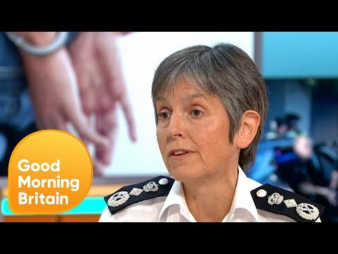Do We Have Enough Respect for the Police? | Good Morning Britain