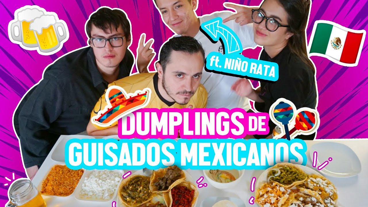 DUMPLINGS DE GUISADOS - ÑamÑam (Episodio 125)
