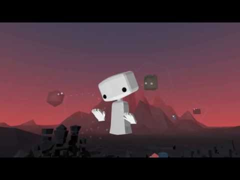Puzzle Rain, a musical WebVR journey for HTC Vive