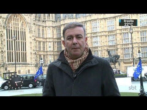 Inglaterra expulsa diplomatas russos após envenenamento de ex-espião | SBT Notícias (14/03/18)