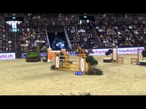 Emerald -  Basel CSI5* Grand Prix 2014