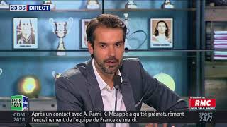 After Foot du mardi 12/06 – Partie 5/6 - L'avis de Jonatan Machardy sur Mario Balotelli à l'OM