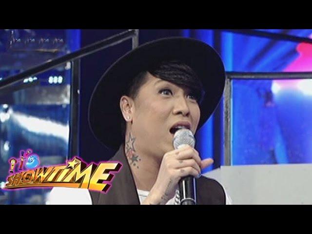 It's Showtime: 'May Tatlong Bibe' versions by Vice Ganda