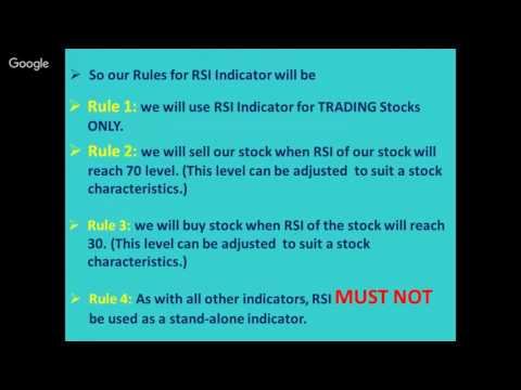 TA-Lesson-11. What to do when RSI in Overbought/Oversold zone?