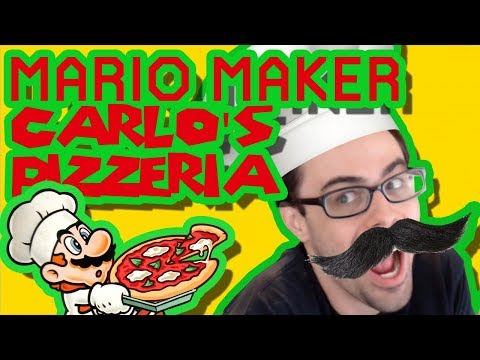 Mario Maker - Pizza Delivery Speedrun and Need More Shellmets