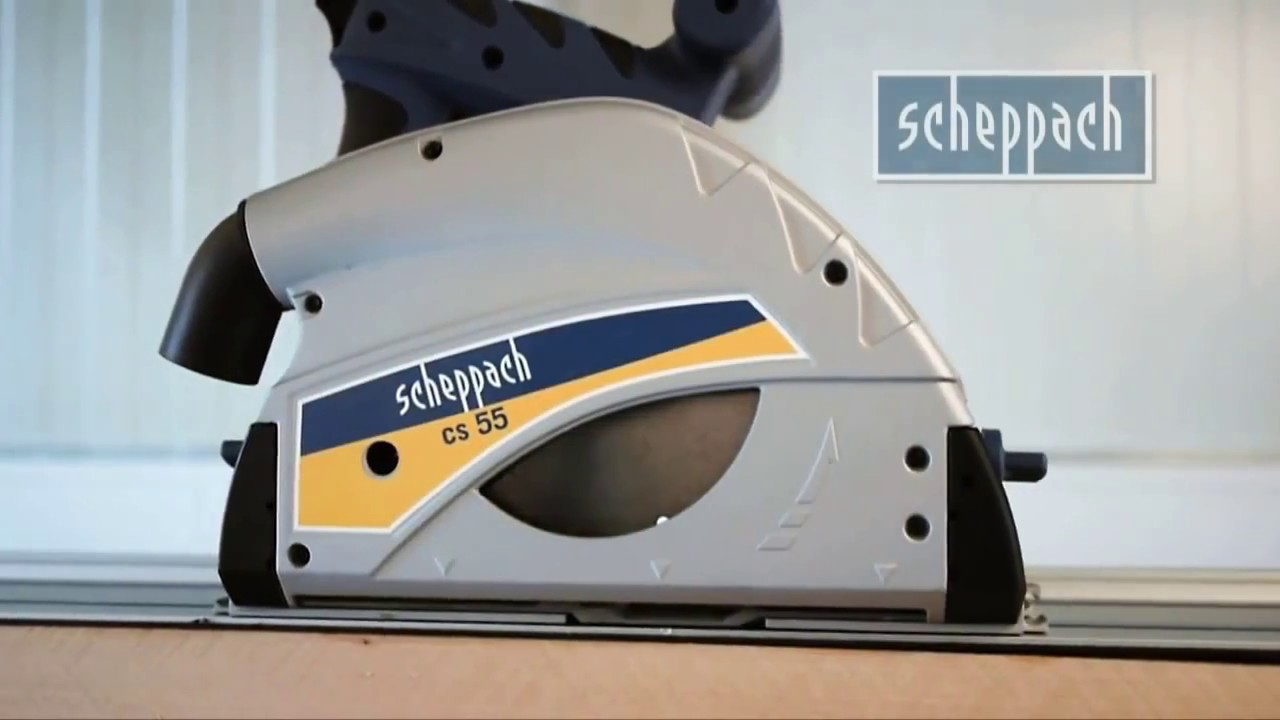 Scheppach Track Saw Accessories