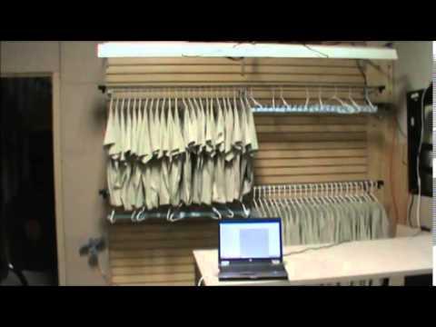 RFID TAC™ RTLS Retail Shelf Tracking System