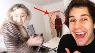 SCARING MY NEW ASSISTANT!! (OUTTAKES)